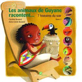7 HISTOIRES DU SOIR T III COUV 265x265 - Les animaux de Guyane racontent... 7 histoires du soir - Tome 3