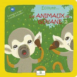 AUDIO BOOK II CASEWARP 1 265x265 - Écoute... Les animaux de guyane 2