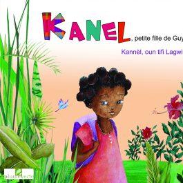 Kanel, petite fille de Guyane