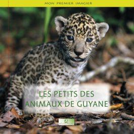 Mon premier imagier : Les petits des animaux de Guyane