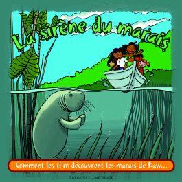 Ti zouk 11 La sirene du marais couv 265x265 - TI ZOUK La sirène du marais