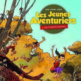 Les jeunes aventuriers - Les chants Kalawu