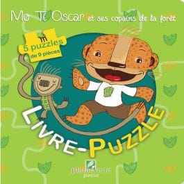 Mo Ti Oscar – Livre puzzle