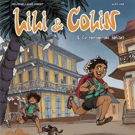 Lili et Colin, Tome 1 : La rentrée des bêtises