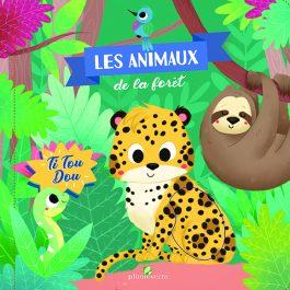 Les animaux de la forêt guyanaise