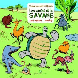CONTES DE LA SAVANE COUV 265x265 - Il était une fois en Guyane... Les contes de la Savane