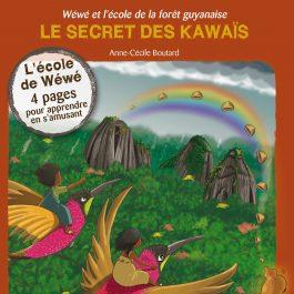 wéwé 265x265 - Wéwé et l'école de la forêt guyanaise - Le secret des Kawaïs